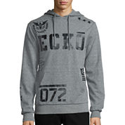 Ecko Unltd.® Long-Sleeve E-72 Unlimited Pullover Hoodie