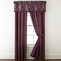 Home Expressions Bristol 2 Pack Curtain Panels