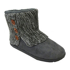 Mixit™ Womens Short Boots with Buttons
