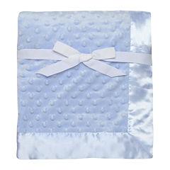 Textured Dot Blanket