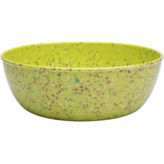 Zak Designs® Confetti Melamine Serving Bowl