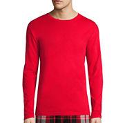 North Pole Trading Co. Family Pajamas Knit Sleep Shirt - Men's