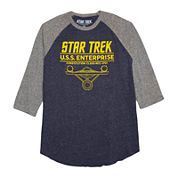 Star Trek 3/4-Sleeve Raglan Shirt