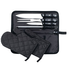 Natico 7 pc BBQ Tool Set