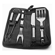 Natico 5 pc Executive Chef BBQ Set