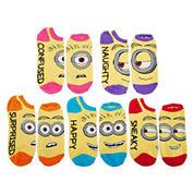 Minions No Show Socks