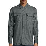 Vans® Bridjers Long-Sleeve Woven Shirt