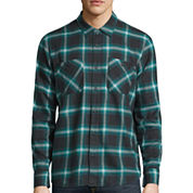 Vans® Pacific Shored Long-Sleeve Woven Shirt