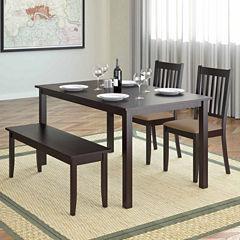 Atwood 4-pc. Dining Set