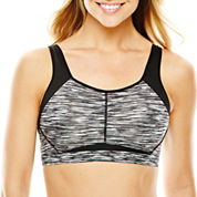 Ambrielle® Active Cross-Trainer Sports Bra