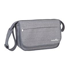 Babymoov Messenger Diaper Bag - Gray