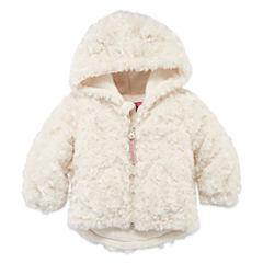 Weatherproof Heavyweight Fleece Jacket Girls