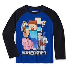 Long Sleeve T-Shirt-Preschool Boys