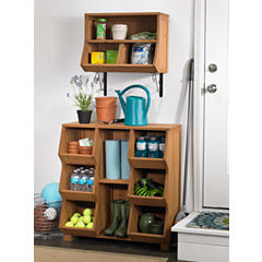 Northbeam Storage Cubby Wall Organizer