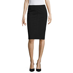 Worthington® Modern-Seam Pencil Skirt - Tall