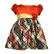 Bonnie Jean Empire Waist Dress - Baby 0-24 M