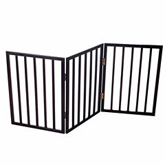 Petmaker Easy Up Free Standing Folding Pet Gate