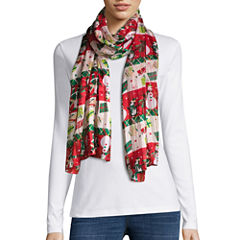 Mixit Holiday Scarf