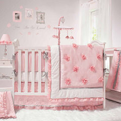 the Peanut Shell Crib Bedding Sets
