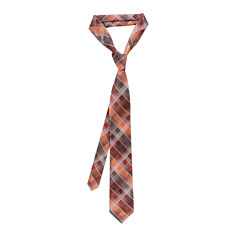 Van Heusen® Tie Right Barrel Drum Grid Tie