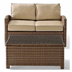 Bradenton Wicker 2-pc. Patio Lounge Chair