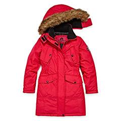 Weatherproof Heavyweight Puffer Jacket - Girls-Big Kid