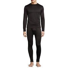 St. John's Bay® Grid Fleece Thermal Shirt or Pants
