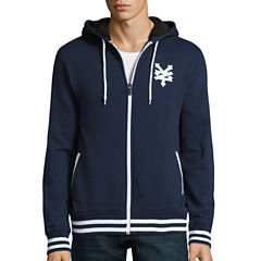 Zoo York® Champs Sherpa Long-Sleeve Hooded Jacket