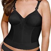 Exquisite Form® Fully Women's Back Close Longline Bra #5107532
