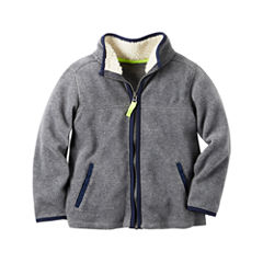 Carter's Boys Fleece Jacket-Preschool