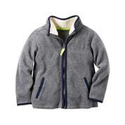 Carter's Boys Fleece Jacket-Toddler
