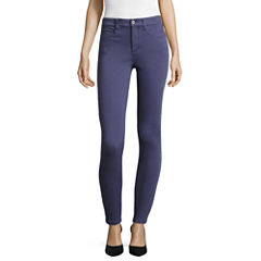 Arizona Luxe Stretch High-Rise Twill Jeggings - Juniors