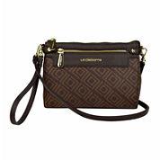 Liz Claiborne® Elly Convertible Crossbody Bag