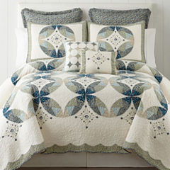 Home Expressions Peyton Quilt & Accessories