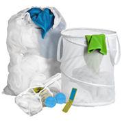 Honey-Can-Do® 5-pc. Basic Laundry Kit