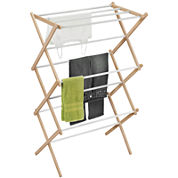 Honey-Can-Do® Accordion Wood Drying Rack