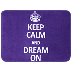 Mohawk Home® Keep Calm and Dream On Bath Rug