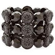 Mixit™ 3-Row Stretch Bead Bracelet