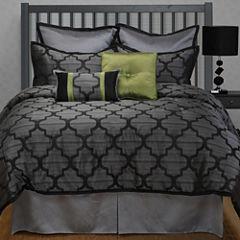 Alhambra 8-pc. Comforter Set & Accessories