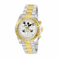Invicta Mens Two Tone Bracelet Watch-22865