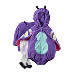 Carter's® 3-pc. Little Butterfly Halloween Costume - Baby Girls 3m-24m