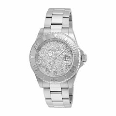 Invicta Womens Silver Tone Bracelet Watch-22706