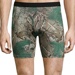 St. John's Bay® Camo Stretch Boxer Briefs