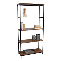 Carolina Chair & Table Brayden 5-Shelf Bookcase