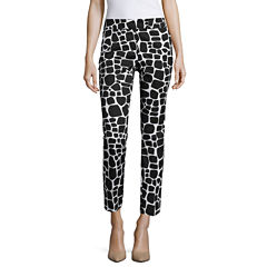 Liz Claiborne® Emma Ankle Pants - Tall