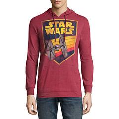Long Sleeve Star Wars Knit Hoodie