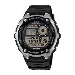 Casio® Illuminator Mens Sport Watch AE2100W-1AV