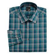 JF J. Ferrar® Cotton Slim Fit Stretch Dress Shirt