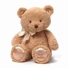Gund My 1st Teddy Tan