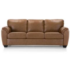 Leather Possibilities Sleeper Sofa